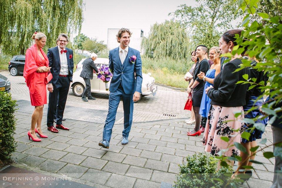 Sneak preview Thomas  u0026 Marije   Trouwen bij Kasteel Woerden   Defining Moments Photography